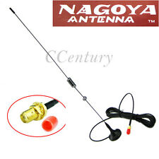 NAGOYA UT106 SMA-F Car Mobile Antenna for Quansheng TG-K4AT TG-UV2 TG-45AT A067