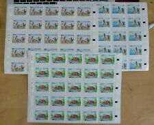 CHINA 2015 Full S/S Special Sticker Travel Driving Backpacker Stamp