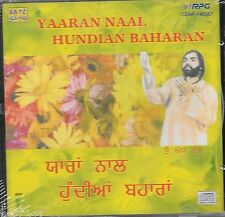 YAARAN NAAL HUNDIAN BAHARAN - NEW PUNJABI SONGS CD - FREE UK POST