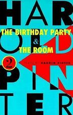 The Birthday Party and the Room by Harold Pinter (1994, Paperback)