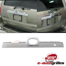 Chrome Rear Hatch Accent Trim Tailgate Liftgate Cover for 03-09 Toyota 4Runner