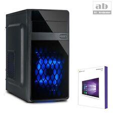 QUAD CORE PC GAMER AMD A8 7600 4x 3,8GHz 8GB 1TB Komplett Windows 10 Computer