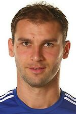 Football Photo BRANISLAV IVANOVIC Chelsea 2014-15