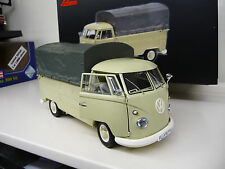 1:18 Schuco VW Volkswagen T1 Pick Up Van NEW FREE SHIPPING WORLDWIDE