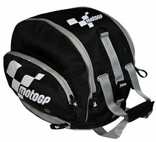 Official MotoGP Motorcycle Helmet Holdall / Tailbag  Black/Grey - REDUCED