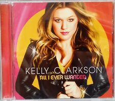 "Kelly Clarkson - All I Ever Wanted (CD 2009) ""My Life Would Suck Without You"""