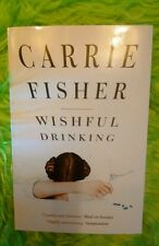 Wishful Drinking von Carrie Fisher Princess Leia Organa Englische Sprache. Neu