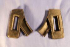 MG PAIR MGB ROADSTER WINDSCREEN PILLAR PADS 1962- 1980 ***EB138
