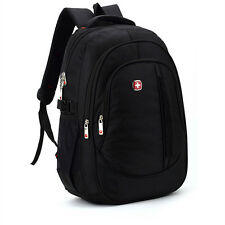 Free shipping swiss bag Backpack Laptop Computer Cases Travel School Bag Casual