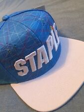 STAPLE LASERS SNAPBACK HAT IN BABY BLUE !!! NEW !!!