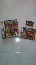 JUEGO GBA/DS CHARLY Y LA FABRICA DE CHOCOLATE   DE NINTENDO  PERFECTO ESTADO