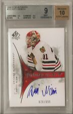 ANTTI NIEMI RC BGS 9 W /10 AUTO 2009-10 SP AUTHENTIC FUTURE WATCH #212 626/999