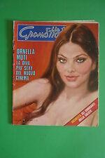 GRAND HOTEL 10/1978 ORNELLA MUTI PEPPINO DI CAPRI NIKI LAUDA RAFFAELLA CARRA'