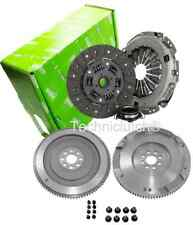 NEW FLYWHEEL AND COMPLETE VALEO CLUTCH KIT, BOLTS FOR TOYOTA RAV 4 2.2 D4D D-4D
