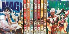 Magi The Labyrinth of Magic (Vol. 1 - 22)  English Manga Graphic Novels lot NEW