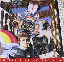 ELECTRIC LIGHT ORCHESTRA E.L.O. - Definitive Collection SONY CD 1992