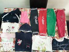 Lotto 198 stock 13 pezzi abbigliamento bimba bambina 2 anni