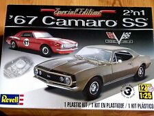 Revell Monogram 1:25 '67 Camaro SS Car Model Kit