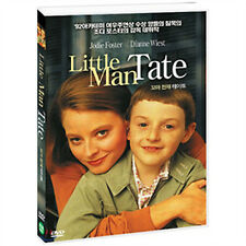 Little Man Tate / Jodie Foster, Dianne Wiest, Adam Hann-Byrd (1991) - DVD new