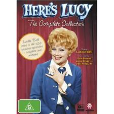 Here's Heres Lucy The Complete Series Seasons 1 2 3 4 5 6 DVD Box set Region 4