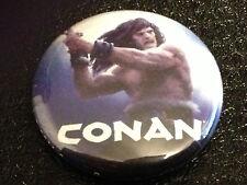 SDCC 2011 Conan The Barbarian Dark Horse Comics Promo Rare Button Pin Badge