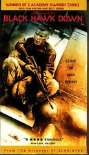 Black Hawk Down VHS Critical Mission to Somalia American Rangers Delta Force