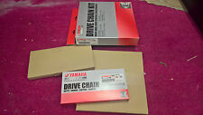 Neue Original Yamaha Antriebskette & Sprocket Kit 27S-W001A-00 YBR125 08-10
