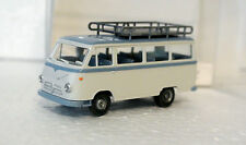 Wiking 27098 HO 1/87 Borgward Bus B611 With Roof Rack C-9 Factory New In Box
