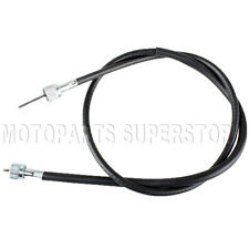 """46.5"""" Inch Speedometer Cable GY6 150cc 250cc Moped Scooter Taotao Roketa Parts"""