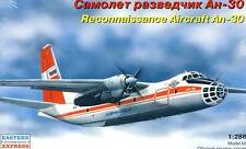 Antonov An-30 Aeroflot RF Avion de reconnaissance 1:288 modèle-kit kit