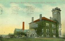 Wooster,OH. A 1911 View of the Administration Building,Ohio Agricultural Station