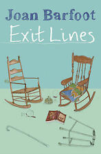Exit Lines by Joan Barfoot (Paperback, 2009)