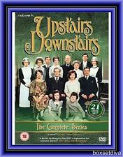 UPSTAIRS DOWNSTAIRS  THE COMPLETE SERIES *NEW DVD SET*