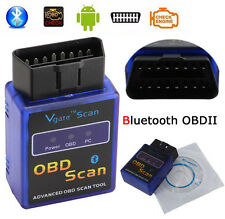Advanced Bluetooth ELM327 V1.5 OBD2 OBDII Car Scanner Adapter TORQUE ANDROID APP