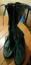 Vintage Military N-1B Extreme Cold Weather Boots Bata Shoe Co. Size L Large Warm