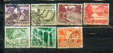Switzerland Helvetia small Used Stamps Lot  1