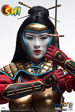 Phicen 1/6  PL2014-71-C Razor Sohei NINJA SHI Battle Armor With Big Breast DJCA