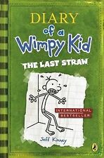 Jeff Kinney Diary Of A Wimpy Kid, The Last Straw Paperback