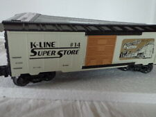K-LINE FREIGHT CAR SUPERSTORE#14 CHICAGOLAND HOBBY BOXCAR