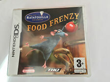 Disney Pixar Ratatouille: Food Frenzy For Nintendo DS & 2DS (NEW & Sealed)