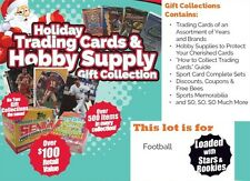 Holiday Trading Cards & Hobby Supplies Football Gift Collection Box