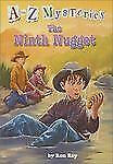 A to Z Mysteries: The Ninth Nugget (A Stepping Stone Book(TM))-ExLibrary