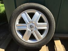 "renault scenic 16"" inch alloy wheel and tyre Collection Only #S39"