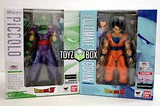 "In STOCK S.H. Figuarts ""Ultimate Son Gohan + Piccolo"" Dragonball Z Action Figure"