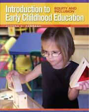 Introduction to Early Childhood Education: Equity and Inclusion, Darragh, Johnna