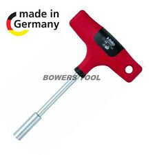 Felo 1/4 in. T-Handle Magnetic Bit Holder Screwdriver Nutdriver Spinner Germany