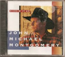 Kickin' It Up By John Michael Montgomery (CD, 1994, Atlantic)[New/Sealed]