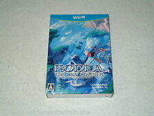 Rodea The Sky Soldier Double Pack Nintendo Wii And Wii U Japan Import FREE SHIP