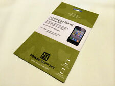 Power Support HD Anti-Glare Film Set Screen Protector for Apple iPhone 4/4S New