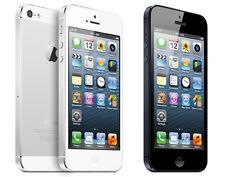 Apple iPhone 5 Blanc / Argenté -64 Go -4G LTE  (Débloqué) TéléPhone Smartphone